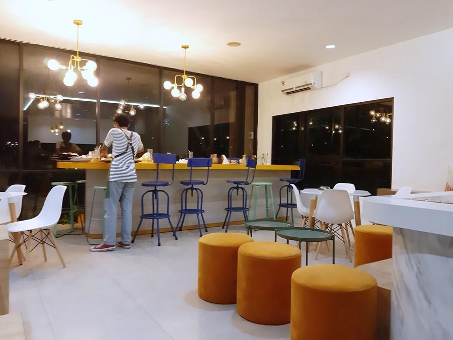 kafe, tempat makan, serba 25 rb