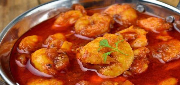 Prawn masala recipe