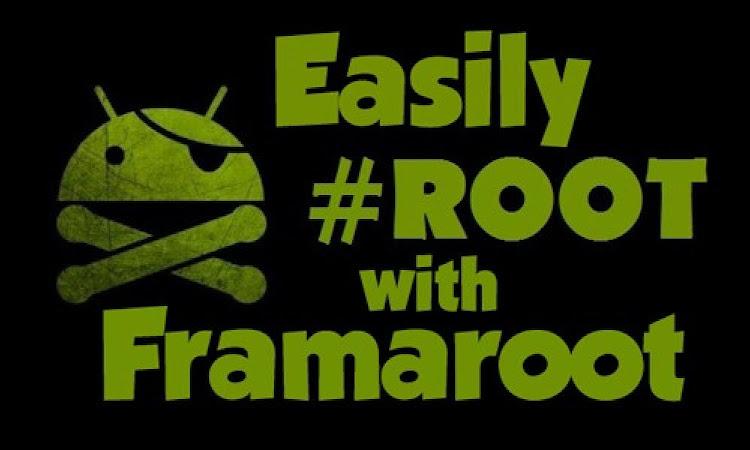 Aplikasi Framaroot, Cara Root Android Tanpa PC