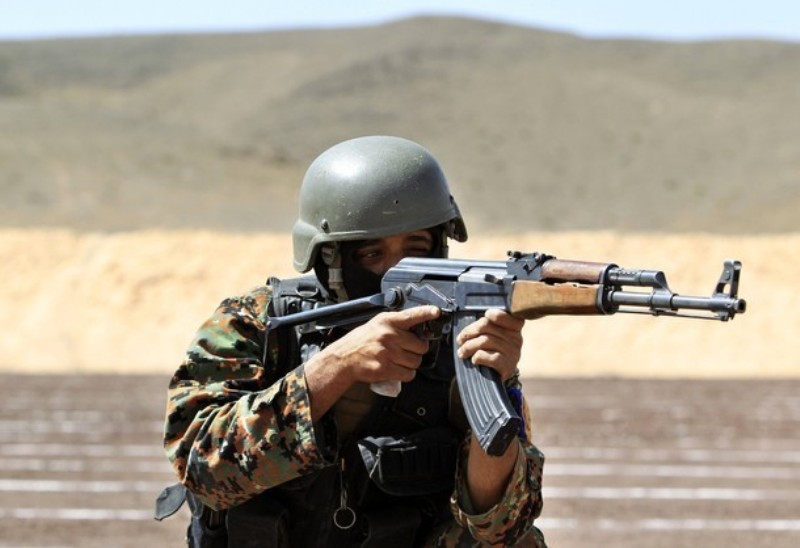 Yemeni Counter-Terrorism Special Operation Force | Global ...