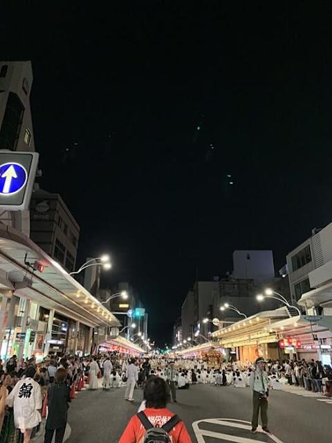 祇園祭のお神輿