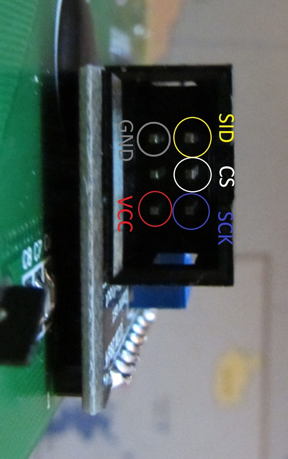 Ben's IT Blog: Connect and use a Sainsmart LCD12864 (ST7920