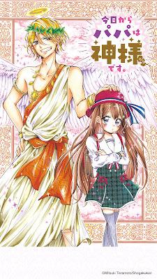 Kyou Kara Papa wa Kamisama desu de Mitsuki Teramoto