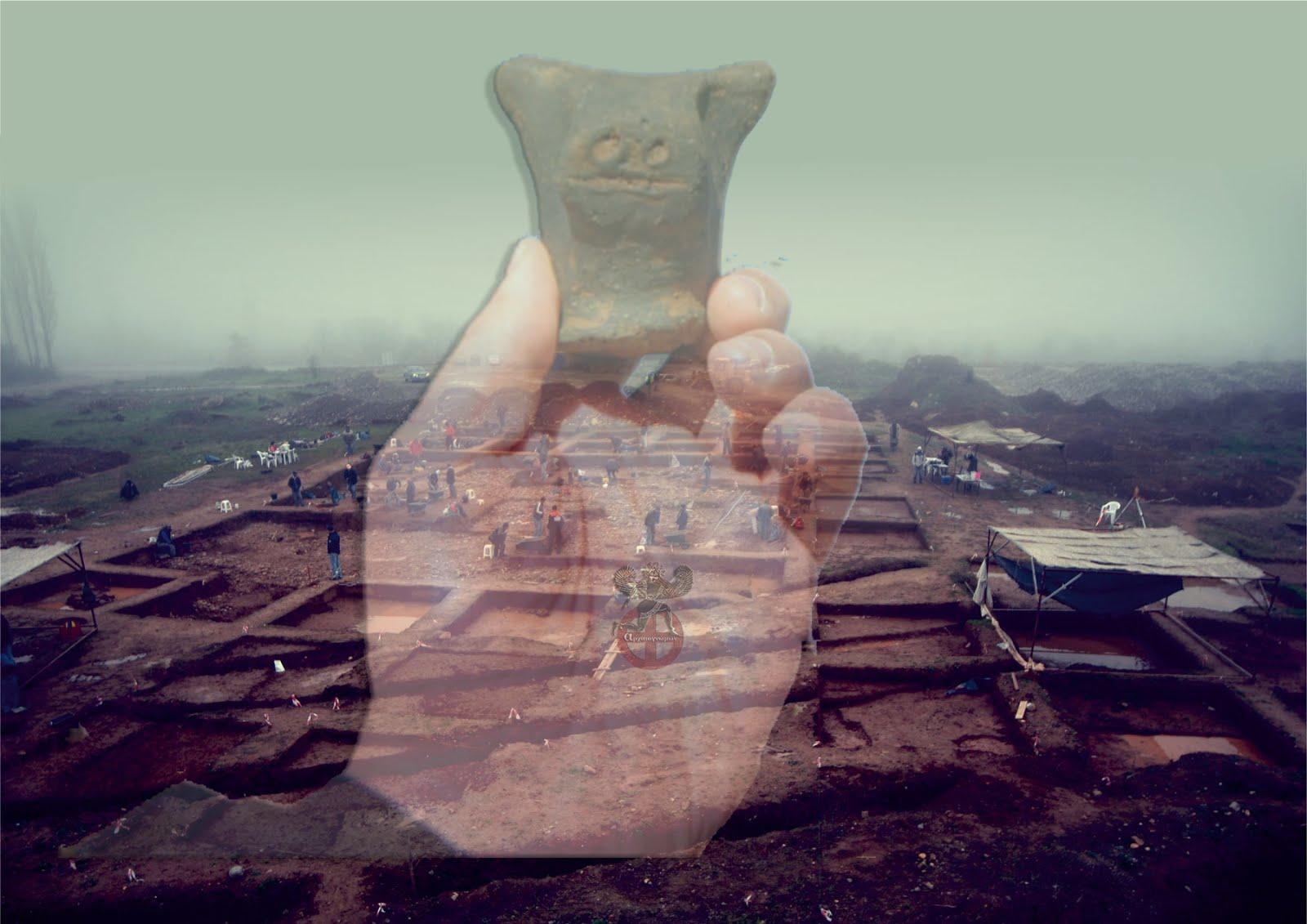ΜΑΚΕΔΟΝΙΑ: Μια νέα παραποτάμια νεολιθική εγκατάσταση