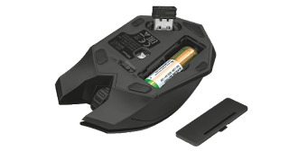 TRUST 22417 MOUSE GIOCO WIRELESS GXT 115