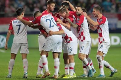 اهداف مباراة فرنسا وكرواتيا (4-2) دوري الامم الاوروبيه
