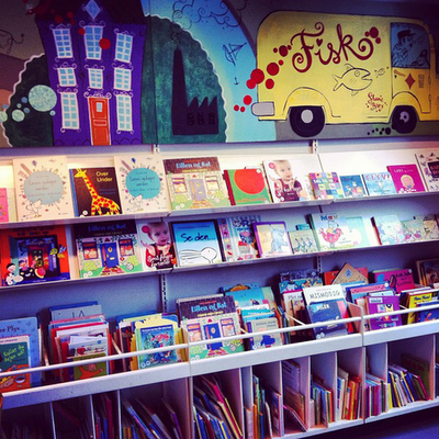 Top 10 Children's Libraries