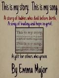 Support the Miscarriage Association; buy This is my story; This is my song