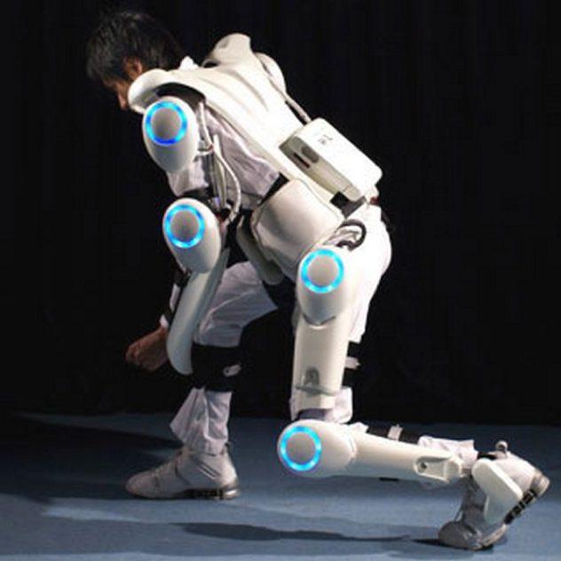 Siêu nhân sinh ra bằng chính công nghệ của con người