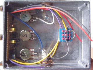 building a modified ea tremolo pedal on veroboard diy 1 4 jack guitar pedal wiring