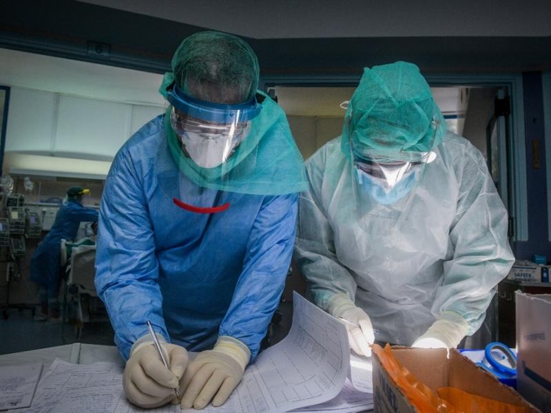 2604 νέα κρούσματα –   126 διασωληνωμένοι-  5  νέοι θάνατοι. 28   νέα κρούσματα στα Ιωάννινα-   3 στην Άρτα-  6  στη Θεσπρωτία-    5 στην Πρέβεζα