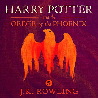Harry Potter and the Order of the Phoenix, Book 5 By: J.K. Rowling