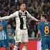 Juventus Menang Ronaldo Dicemooh