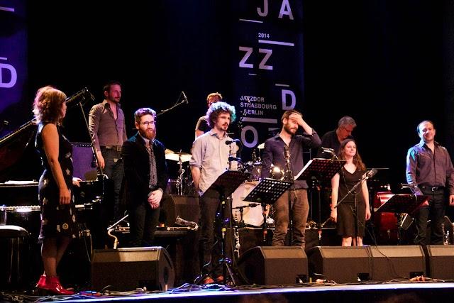Franciaország egyik legjelentősebb bigbandje az Opus Jazz Clubban