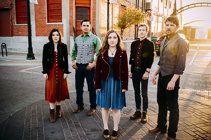 """The Iveys -  See the exuberant toe tapping folk / country / indie """"Once an Eagle"""" (Official Video)"""
