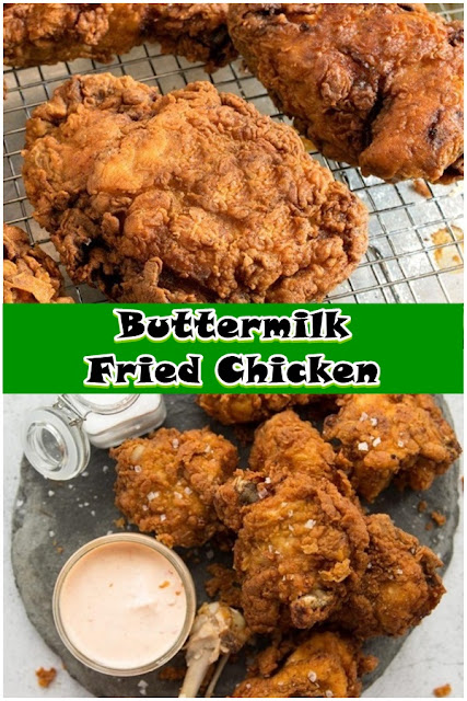 #Buttermilk #Fried #Chicken