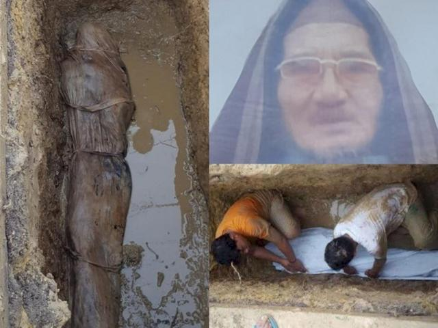 Jenazahnya Masih Utuh dan Wangi usai Dikubur 3 Tahun Lalu, Ternyata Ini Amalan Almarhum Semasa Hidup
