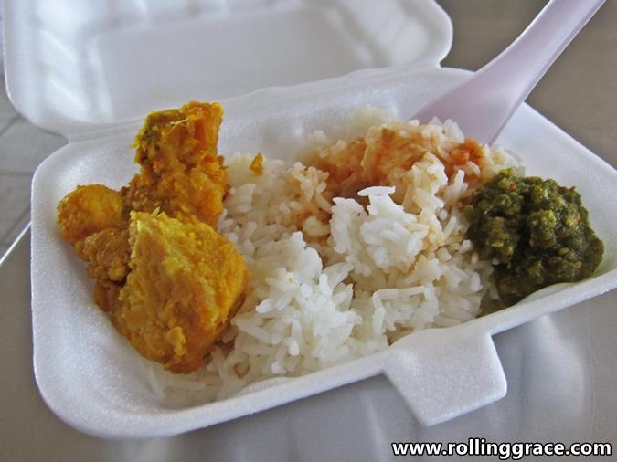 Nasi Katok in Brunei