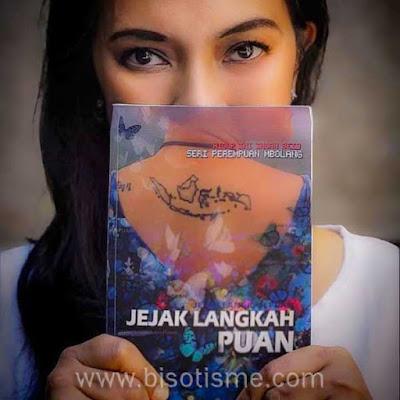 Buku Jejak Langkah Puan - Hidup Ini Indah, Beib - Seri Perempuan Mbolang Dirilis Virtual
