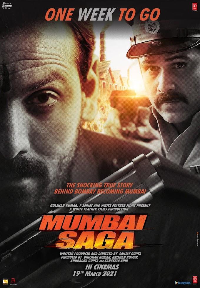 Mumbai Saga (2021) Hindi Full Movie Watch Online Movies