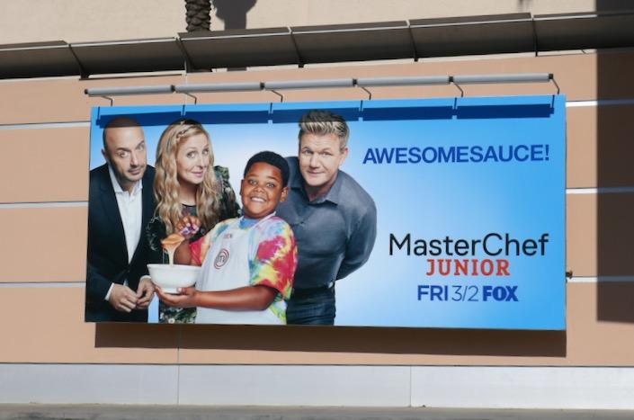 MasterChef Junior season 6 billboard