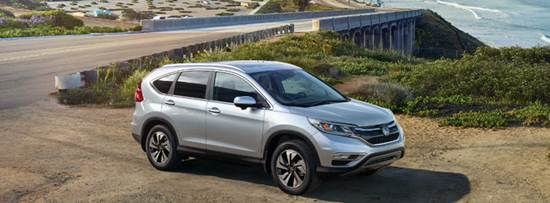 2017 Honda Cr-V Ex Fwd Reviews