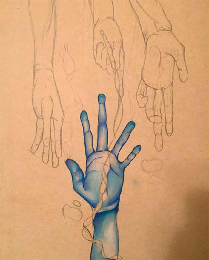 Ilustración de Irving Couto