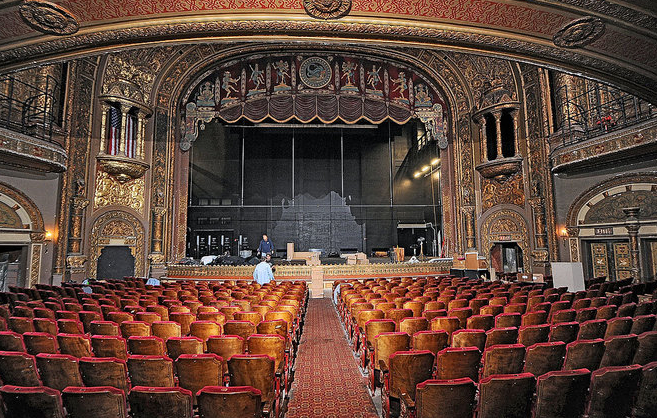Landmark Theatre Syracuse Wedding Venues