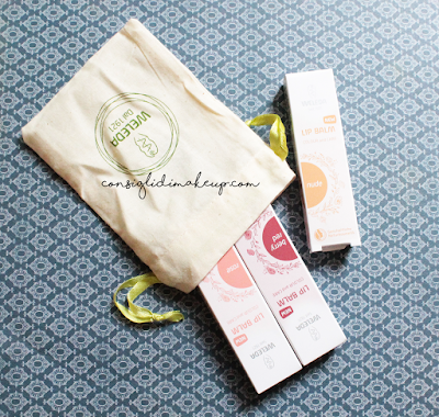Review: LipBalm - Weleda
