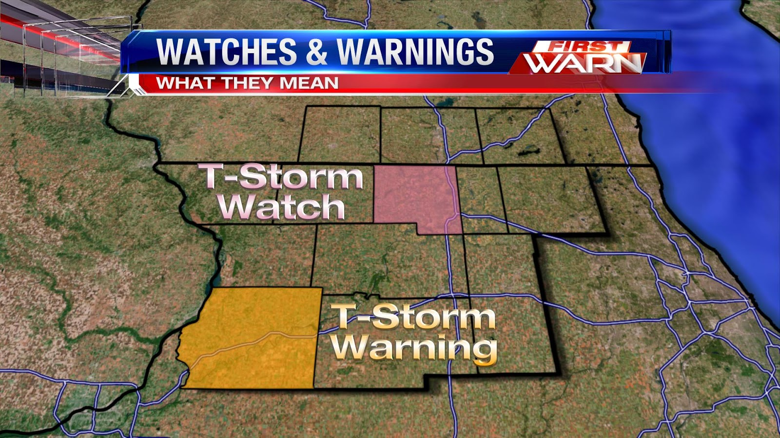 HD Decor Images » First Warn Weather Team  Severe Weather Prep Week  Watches   Warnings One of the most basic questions we get is   What s the difference between a  watch and a warning   It s a great question  because they mean very  different