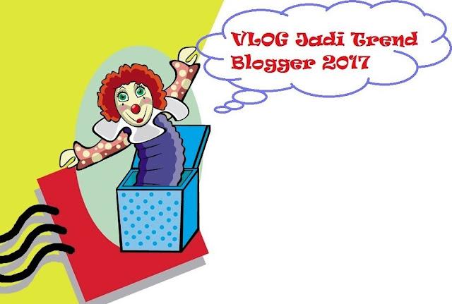 Vlog Jadi Trend Konten Blog 2017