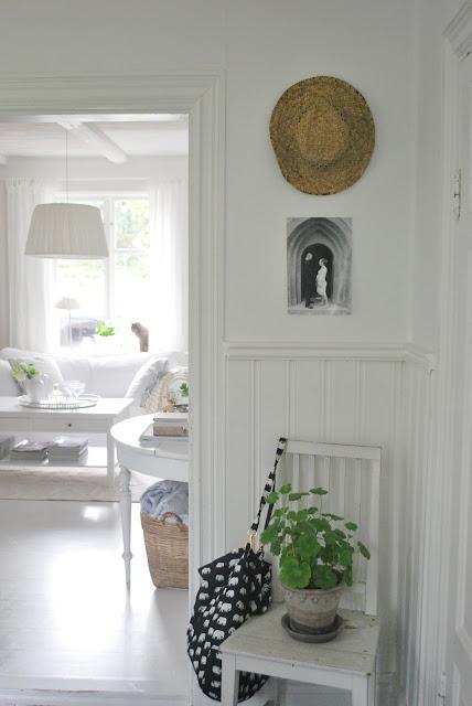Hortensias blancas para una mesa de centro decorar tu for Foro de decoracion facilisimo