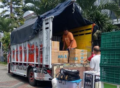 Sewa Truk Pindahan Tangerang Surabaya