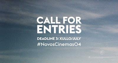 festival Novos Cinemas abre el plazo de recepción