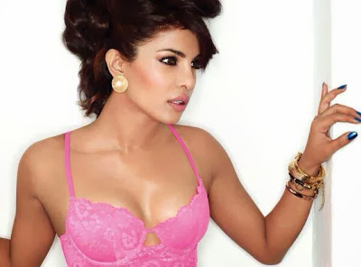 Priyanka Chopra's photoshoot for Maxim-Hot! Hotter! Hottest!