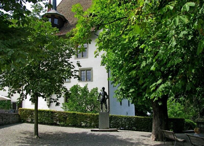 Spiez Castle Monument