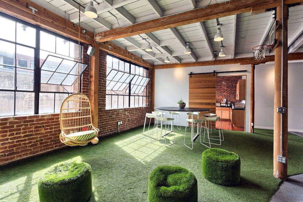 Biophilic%2BDesign - Get Small Home Office Design Trends 2020  Background