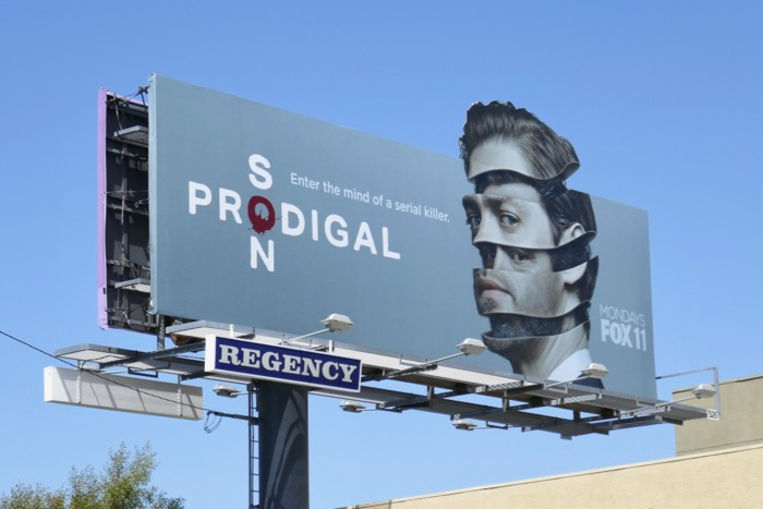 Tom Payne Prodigal Son extension billboard