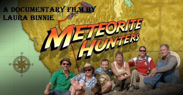 "United Kingdom's ""Meteorite Hunters,"" directed by Laura Binnie."