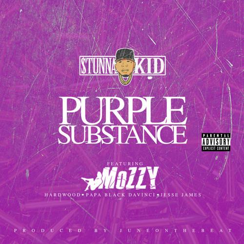 Purple Substance