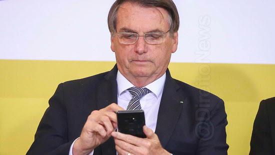 bolsonaro rato jamais entregara celular justica