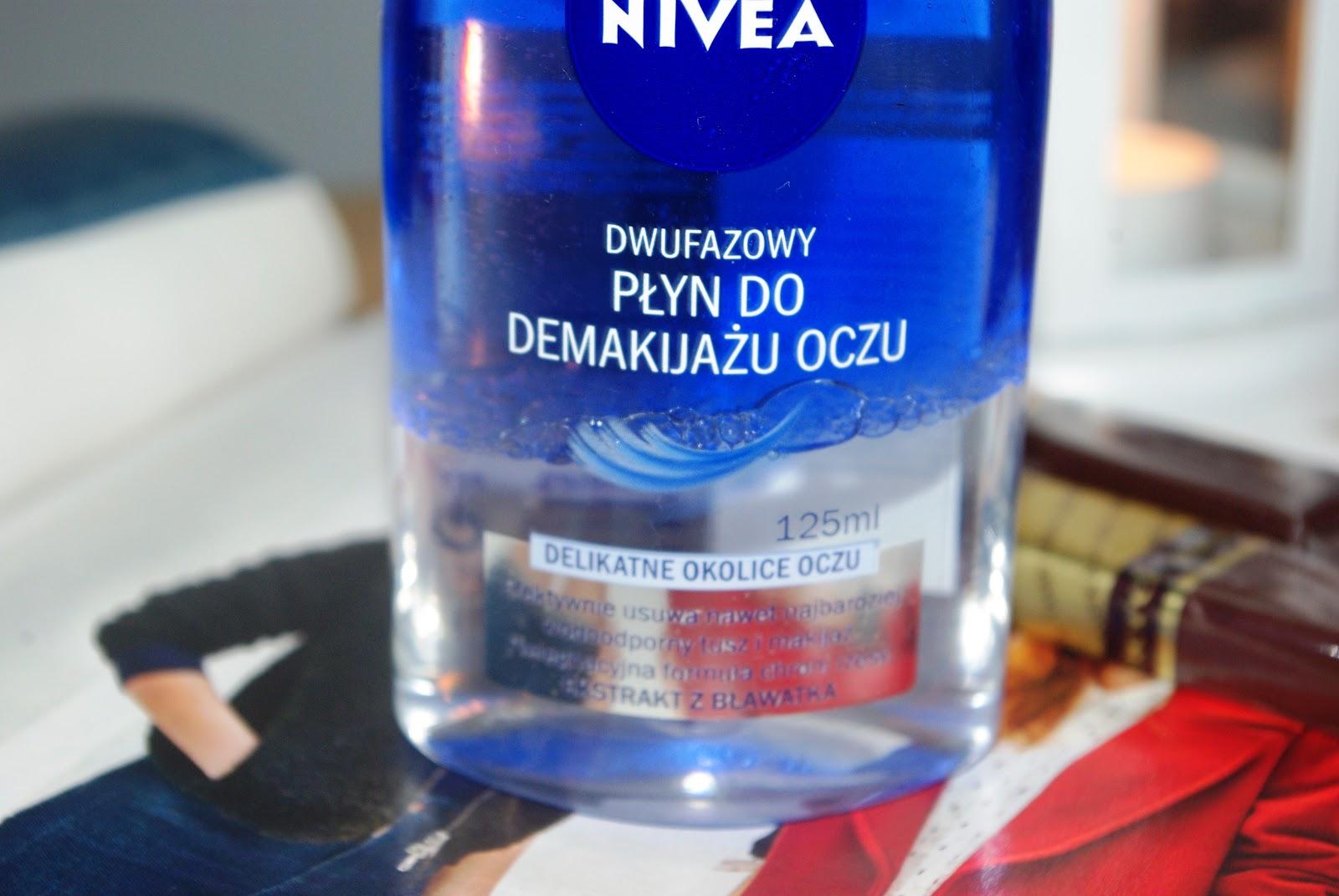 Płyn do demakijażu oczu - Nivea