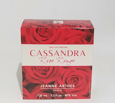Jeanne Arthes Cassandra Rose Rouge
