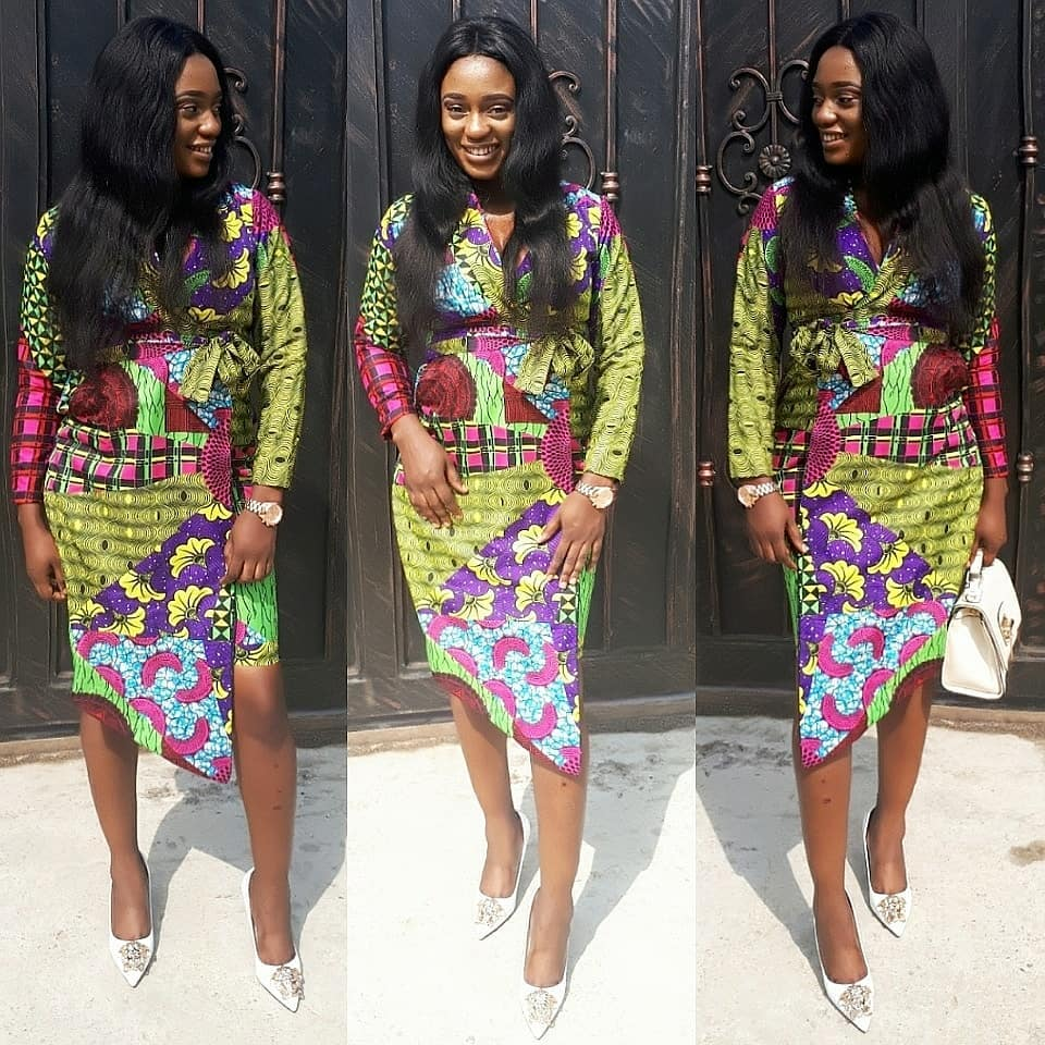10+ Latest Ankara Short Gown Styles 2019 To Wow This