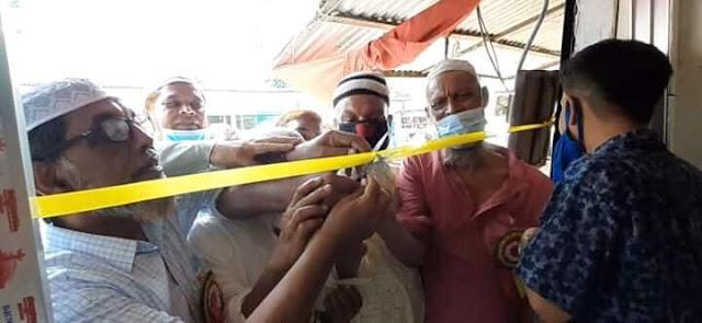 নাগরপুরে মুকতাদির হোমিও চিকিৎসা কেন্দ্র শুভ উদ্বোধন ও দোয়া মাহফিল অনুষ্ঠিত