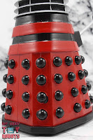 Custom TV21 Red Dalek Leader 10