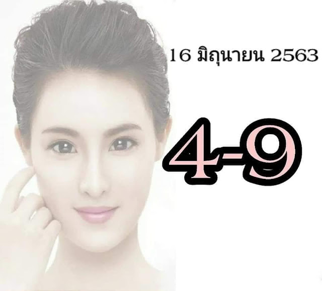 Thailand Lottery 3up Down Total Tips Facebook Timeline 16 June 2020