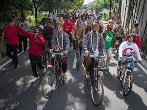 Kerumunan HRS Disoal, Pendaftaran Pilkada 2020 Juga Kerumunan, Termasuk Putra Jokowi