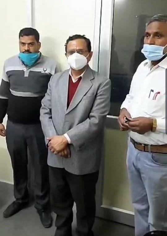 Baran Breaking News-PetrolPump Bribery case- ACB ने रिश्वतकांड में शामिल कलेक्टर इंद्र सिंह राव (Indra Singh Rao) को जयपुर में किया गिरफ्तार