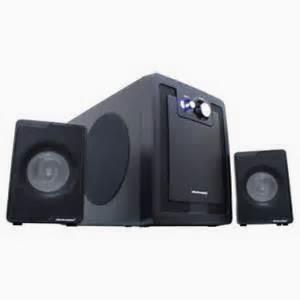 Speaker Simbadda CST 9300N - Hitam